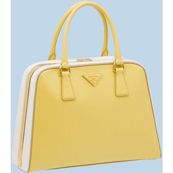 Prada Tote: Prada Outlets, Coach Handbags, Prada Bag, Handbags Coach, Outlets Prada, Chaussures Prada, Summer Totes, Prada Handbags Yellow, All Prairie