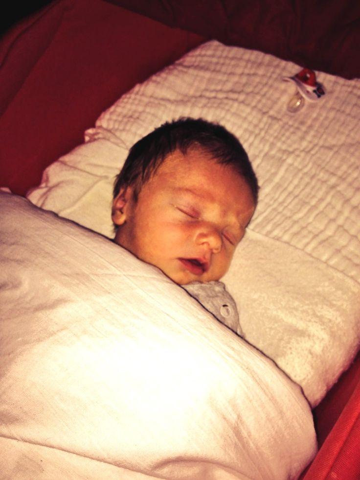 Ferron asleep
