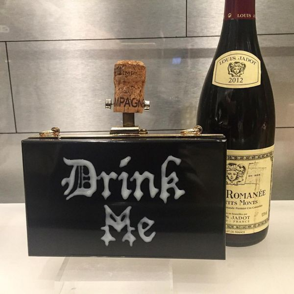 How can I not love Friday.  PS. Bottle not included. Well actually...maybe