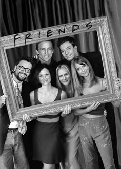f.r.i.e.n.d.s tv show PHOTOBOOTH - Google Search