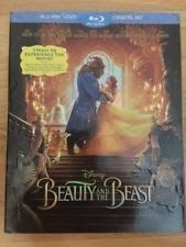 Beauty and the Beast (Blu-ray/DVD Includes Digital Copy) BRAND NEW