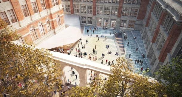 Victoria and Albert Museum: London