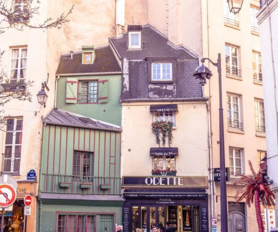Odette Paris: 10 quirky, offbeat and unusual secret spots in Paris you'll fall in love with! Hidden Paris, Île de France, France.