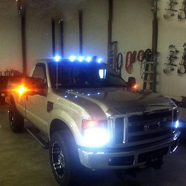 Attractive Led Lights For Trucks Off Installed