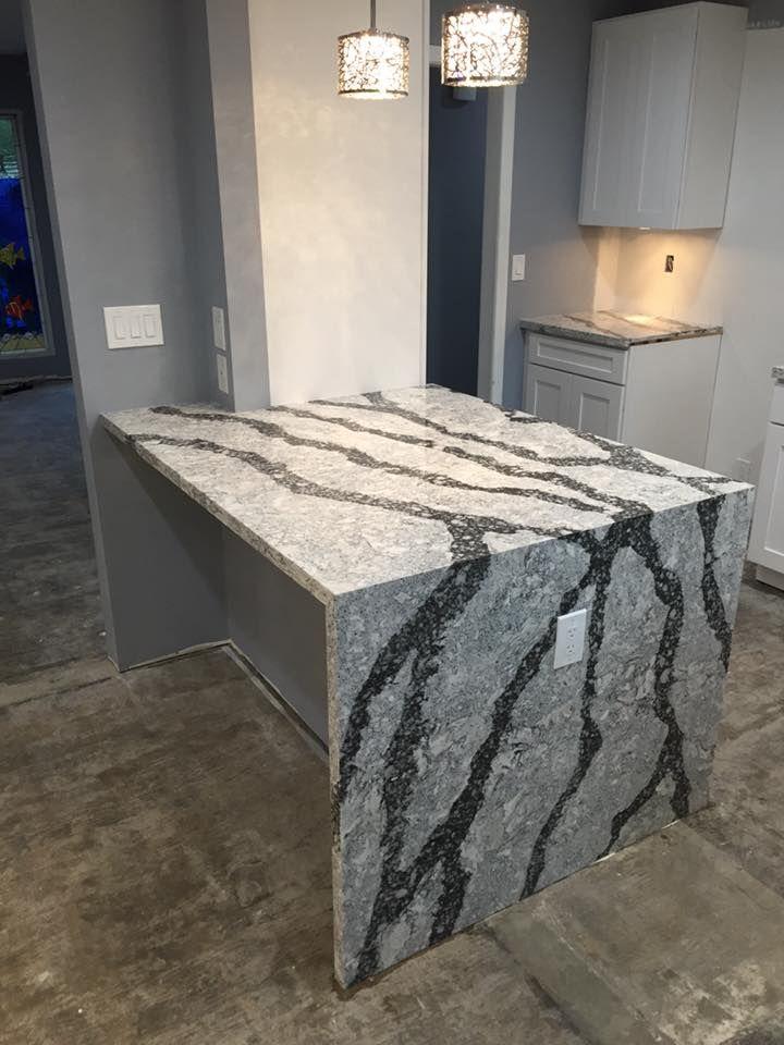 Cambria Seagrove Quartz  Kitchen  Kitchen benchtops