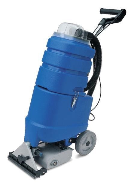 Carpet Extractor AVB 4X: Carpet extractor for deep cleaning with a 4 gallons tank