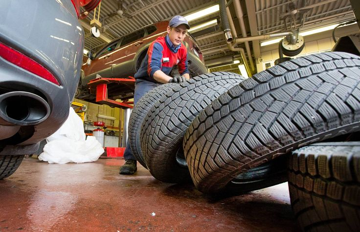 The difference between all-weather and all-seasontires | Credit: Wayne Cuddington