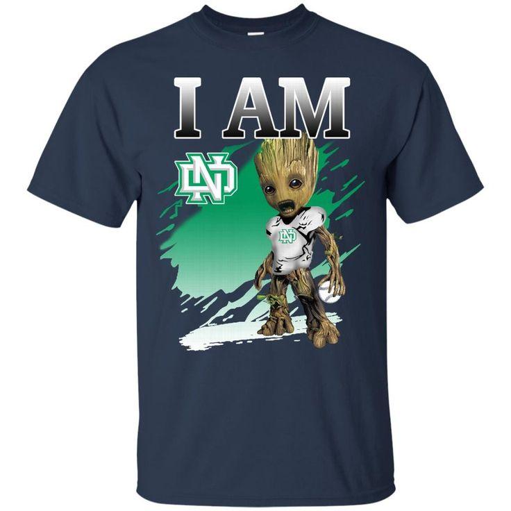 North Dakota Fighting Hawks Groot I Am T shirts Hoodies Sweatshirts North Dakota Fighting Hawks Groot I Am T shirts Hoodies Sweatshirts Perfect Quality for Amaz