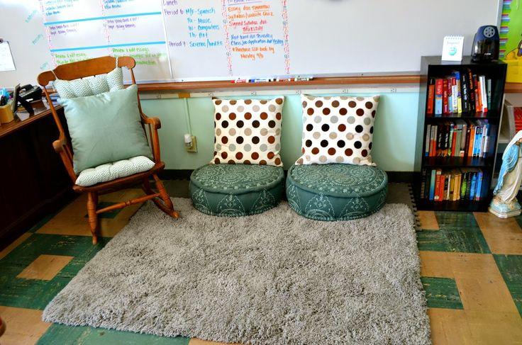 Junior high classroom library!! Love it!!   Teach. Inspire. Change.