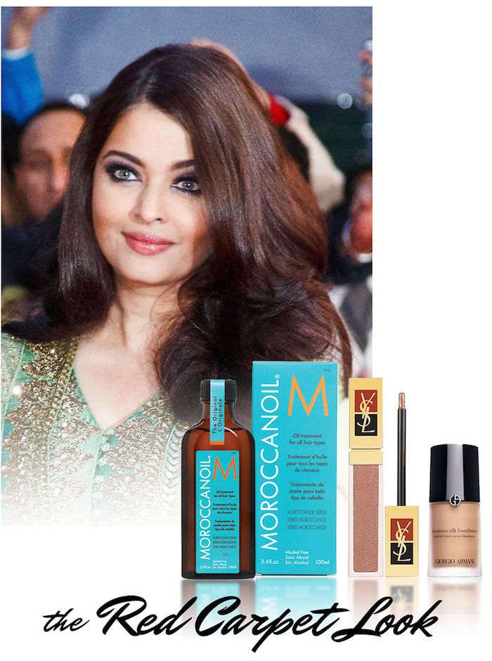 Love getting the inside scoop on celeb hair/make-up? Aishwarya Rai's makeup artist dishes exclusively to Couture Rani on getting her red carpet ready!