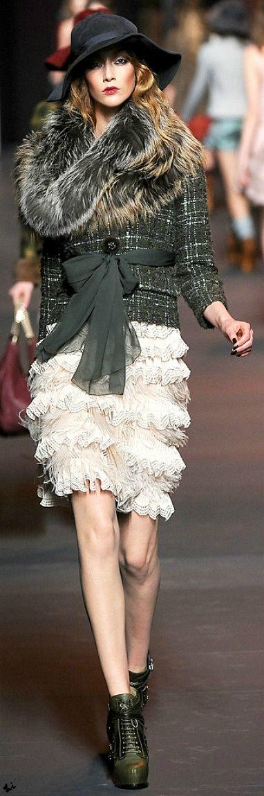 Christian Dior FALL  READY-TO-WEAR