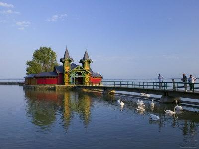 Lake Balaton / Keszthely, Hungary