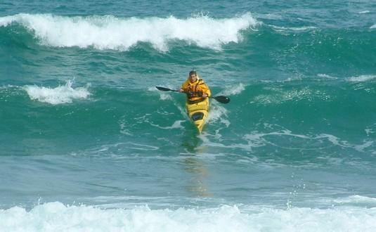 Sea Kayaking on Sipan Island, Croatia