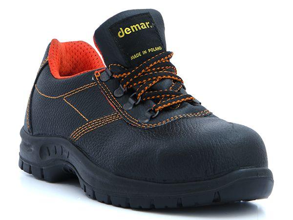 Buty Robocze Ze Skory Licowej Idealne Do Prac Zewnetrznych Oddychajace I Wodoodporne Wyprodukowane W Polsce Demar Polbutcompl Hiking Boots Shoes Boots