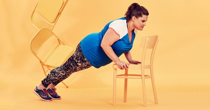 The+Full-Body+30-Day+Challenge+You+Can+Do+At+Home+#refinery29+http://www.refinery29.uk/2016/08/118674/chair-exercises-30-day-fitness-challenge
