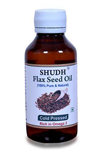 Pure Flax Seed Oil 100ml Extra Virgin/ Cold Pressed/ Unre... http://www.amazon.in/dp/B01HOFYF9U/ref=cm_sw_r_pi_dp_x_0KwwybMHETQD9
