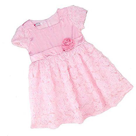 Kleid Mädchen Kinder Patchwork Kleid hoher Taillen Kurzschluss Hülsen Party Kleid Dress Minikleid: Amazon.de: Bekleidung