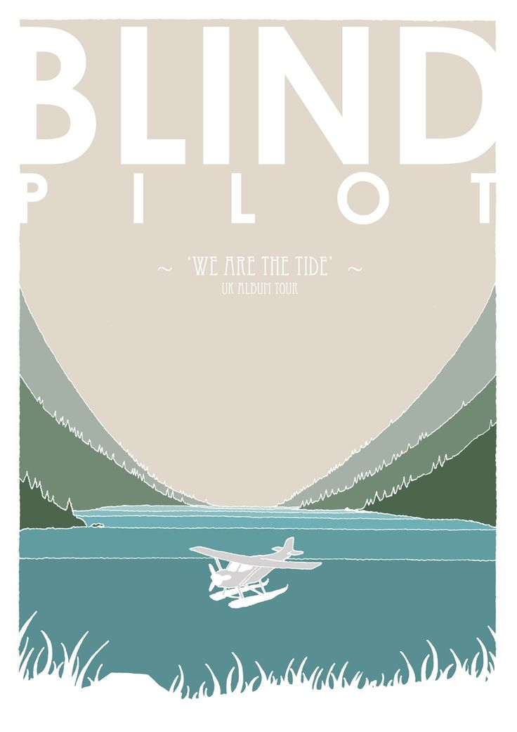 Blind pilot we are the tide lyrics