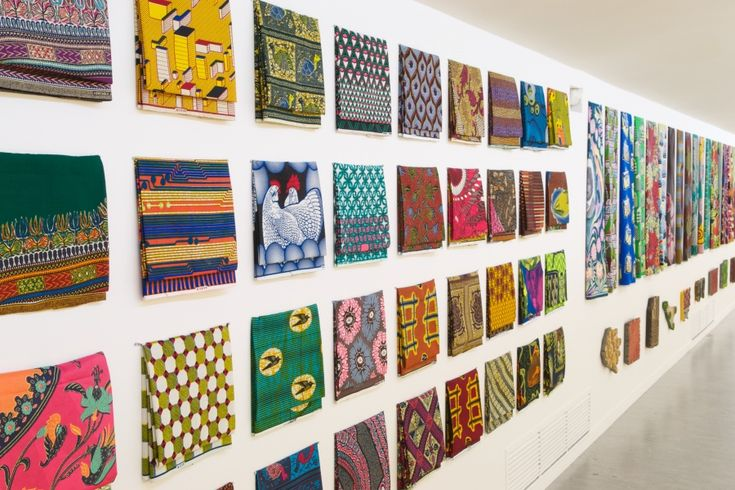 Nothing But the #Wax: #VLISCO Exhibition