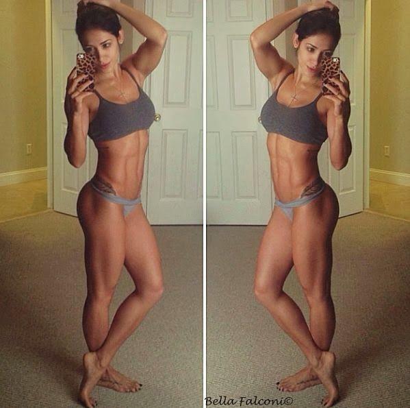 Her legs = my goal legs!