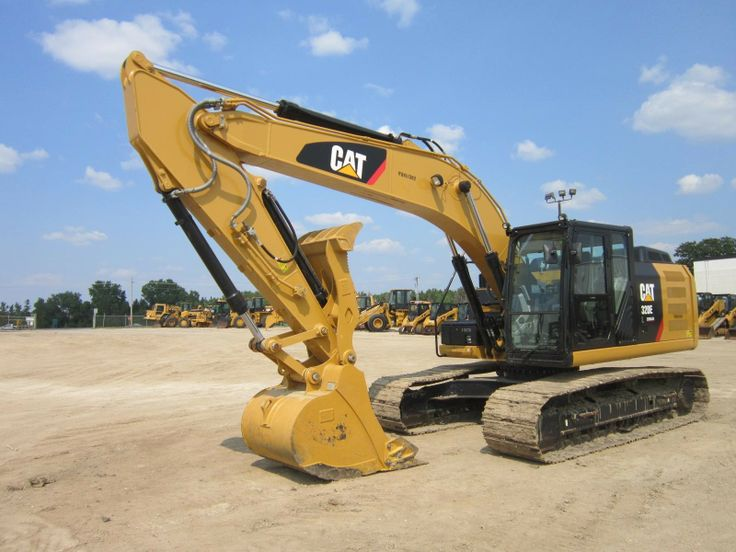 Parts Heavy Equipment Trader : Best caterpillar excavators images on pinterest heavy