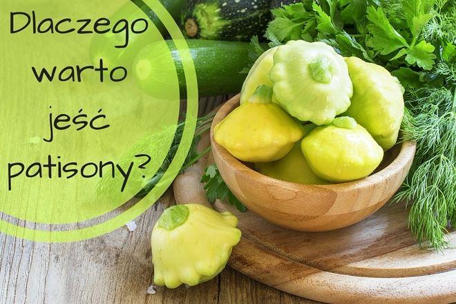 Poznaj zalety patisonów #warzywa #jedzenie #produkty #patison #witaminy #vegetables #food #healthy