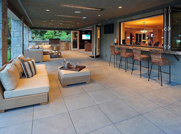 Kitchen pass through to outdoor patio dream home - Free kitchen design software australia ...