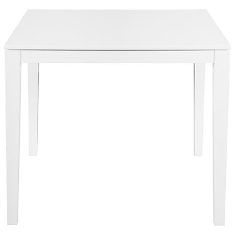 Axis Dining Table 90x90cm  White