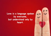Heart Touching Quotes and Heart Touching Lines in  English