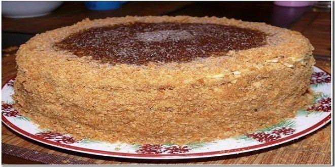 САМЫЙ ВКУСНЫЙ «РЫЖИК»  Очень вкусный и нежный торт — просто тает во рту! | Эксклюзивные шедевры кулинарии.