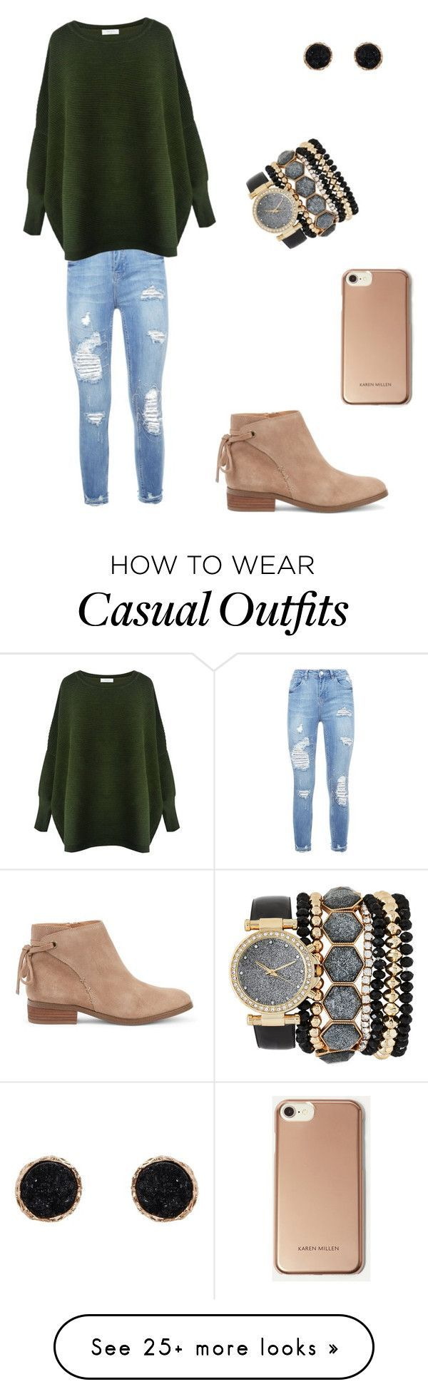 """Casual Night Out"" by kennedu on Polyvore featuring Paisie, Sole Society, Jessica Carlyle, Humble Chic and Karen Millen #polyvoreoutfits"