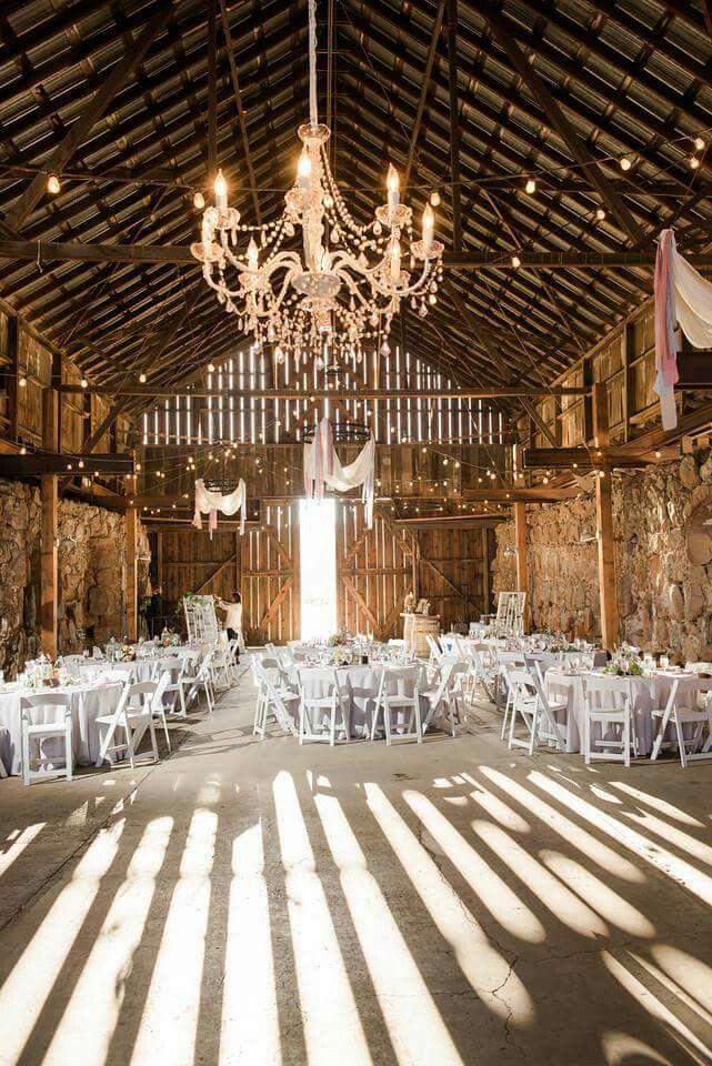 Barn weddings
