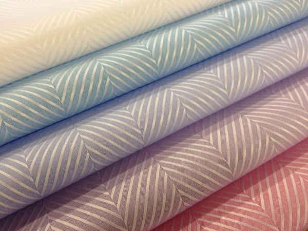 100% Cotton Herringbone Shirtings