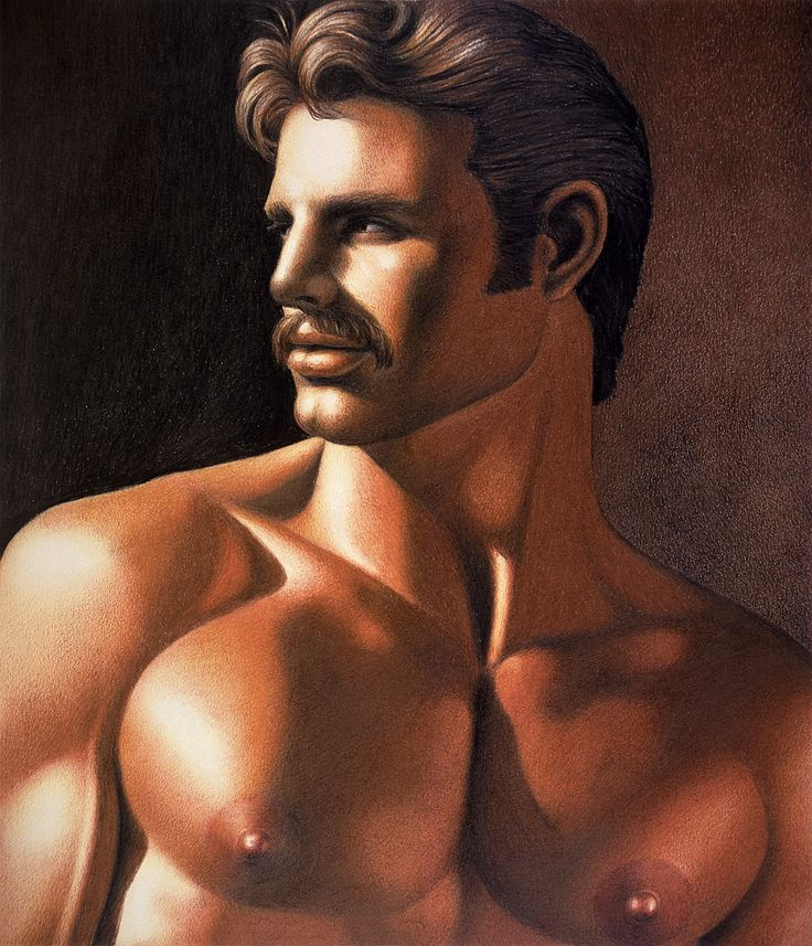 tom of finland gay art