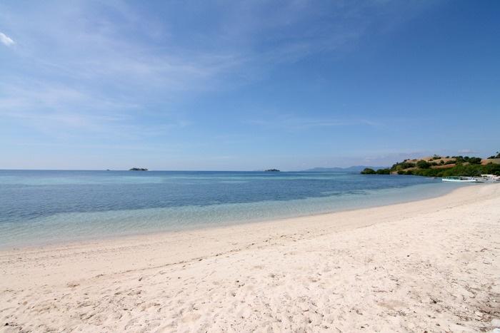 Seraya Kecil beach. Photo by Indra Febriansyah