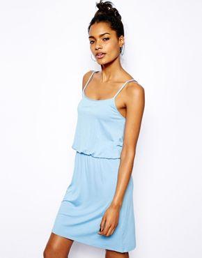 River Island Strappy Waisted Mini Dress
