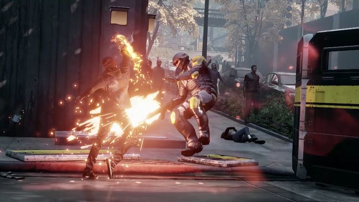 inFAMOUS Second Son Game Screenshots