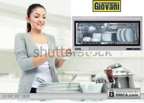 Lợi ích khi sử dụng máy sấy bát Giovani