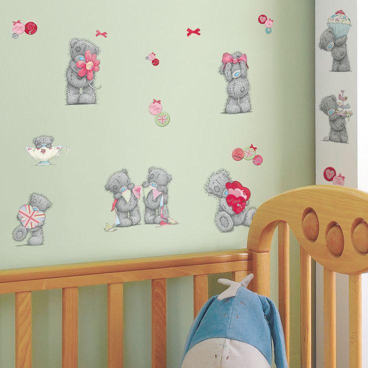 Children s bedding   bedroom accessories  Childrens Wall StickersTatty TeddyKool  KidsRoom DecorationsBaby. 103 best Tatty teddy     images on Pinterest
