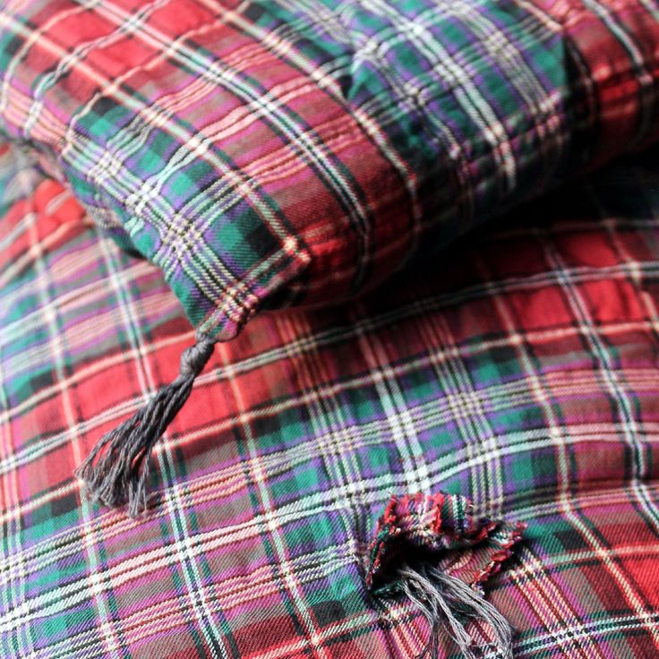 Shirt, Courtepointe, Tartan 04 - Caravane - Find this product on Bon Marché website - Le Bon Marché Rive Gauche