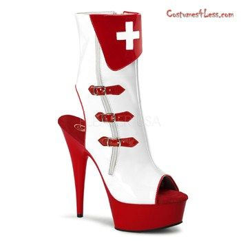 To go with your sexy nurse costume this Halloween!