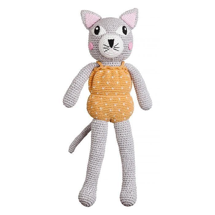 Large Soft Toy - Chloe Cat – MIANN & CO
