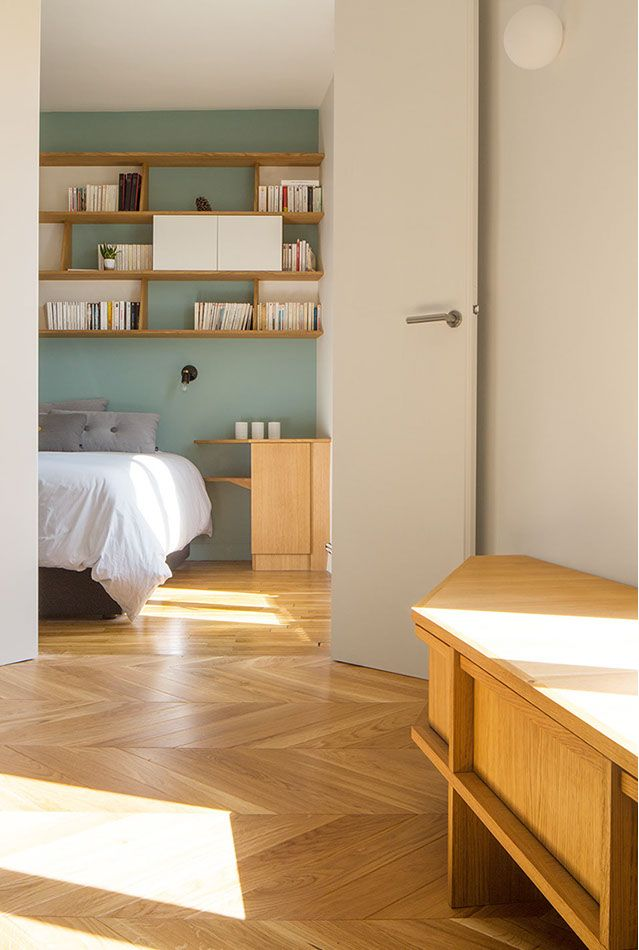 Blue Flat Avec Images Mobilier De Salon Mobilier Sur Mesure Deco Maison