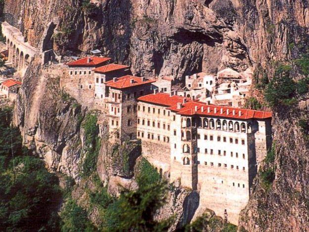 Monastery Sumela, #Turkey