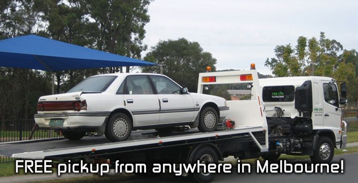 FREE Pickup from anywhere in Melbourne.