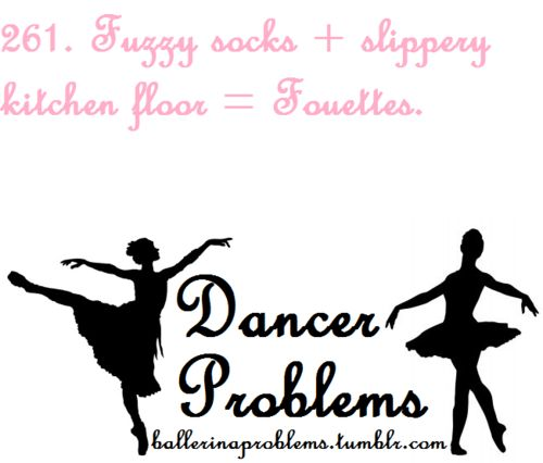 Dancer Problems