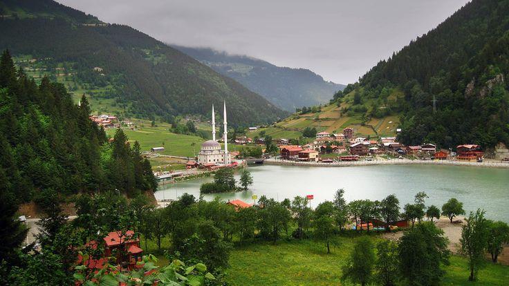 Geçmişi ve Bugünü İle Trabzon