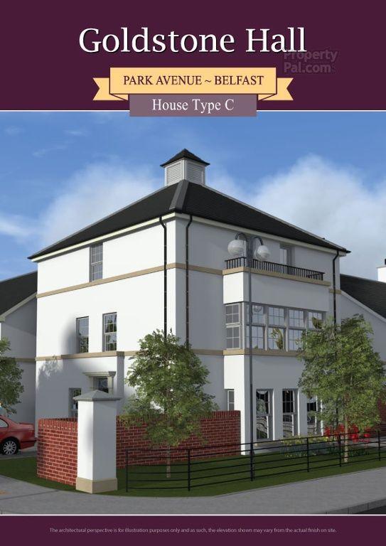 House Type C1, Goldstone Hall, Park Avenue, Belfast
