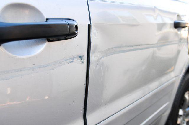 DIY Car Scratch Repair