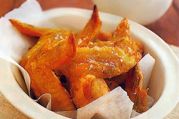Paleo Chicken Wings: Crispy Chicken Wings, Chicken Recipes, Paleo Chicken, Friends Chicken, Buffalo Wings, Paleo Diet, Chicken Wings Recipes, Paleo Recipes, Paleo Friends